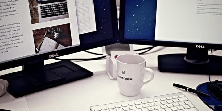 Et stærkt website styrker din forretning