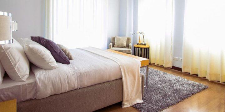 Sådan får du et lækkert soveværelse