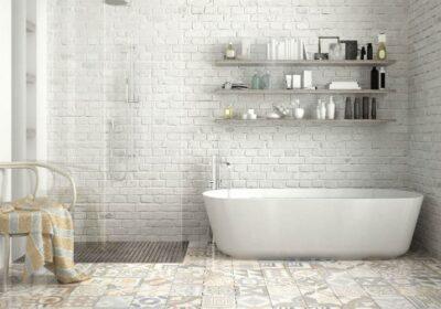 3 typer badeværelsesgulve, du bør overveje