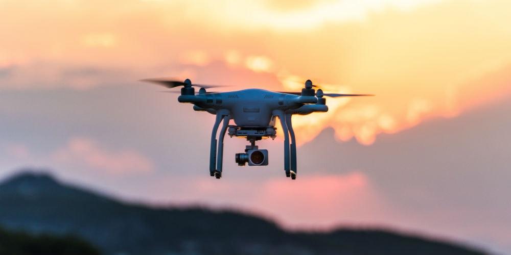 Droner er populære både privat og i erhverv