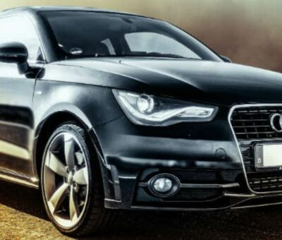 Lease en sort audi hos Carclub