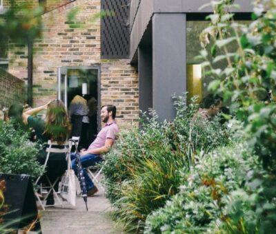 Her finder du ideer til indretning af den lille have